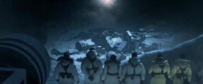 Stacja Razorback Point z Alien vs. Predator