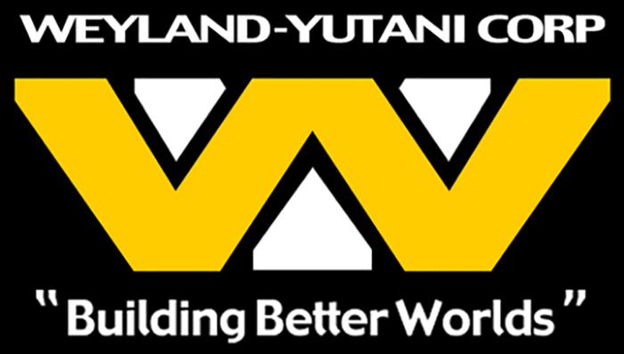 Weyland-Yutani Corporations Alien