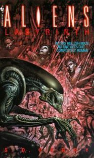 aliens labyrinth