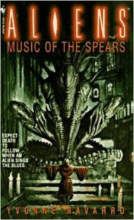 Aliens music of the spears