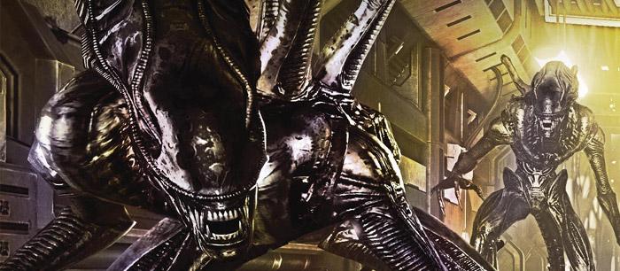 Książki Obcy Alien Books