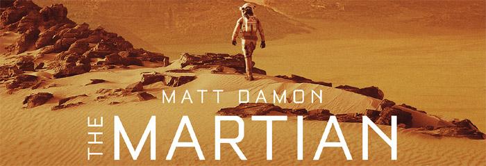 Film Marsjanin / The Martian - recenzja