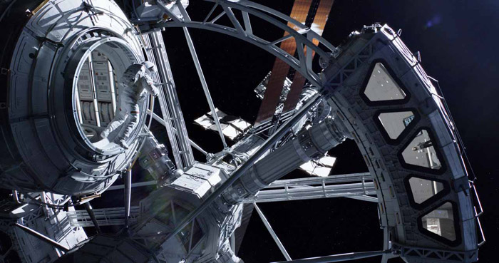 Marsjanin - statek kosmiczny Ares III