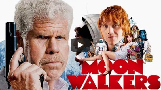Zobacz zwiastun Moonwalkers: Kosmiczny odlot