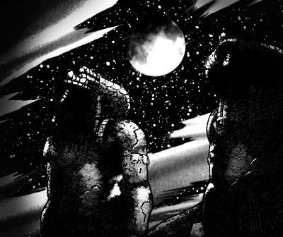 """Opowiadania SF """"Thot"""" - W. Ostrowski"""