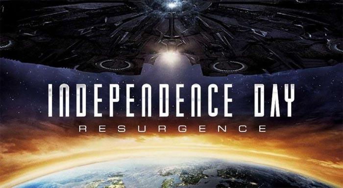 Film Independence Day 2: Resurgence - recenzja i trailer