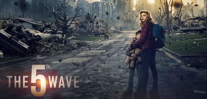 Film The 5th Wave recenzja