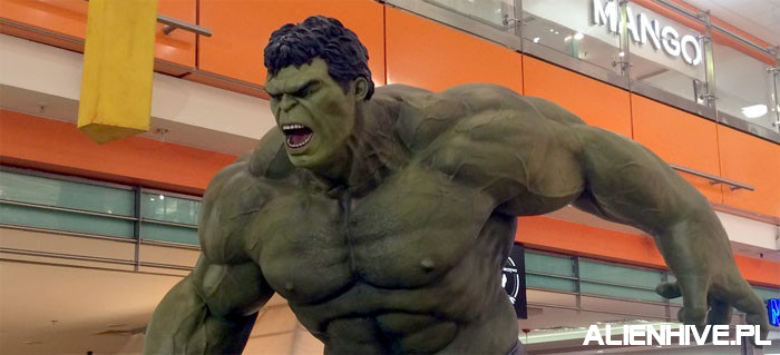 Hulk - wystawa w galerii dominikańskiej Wrocław