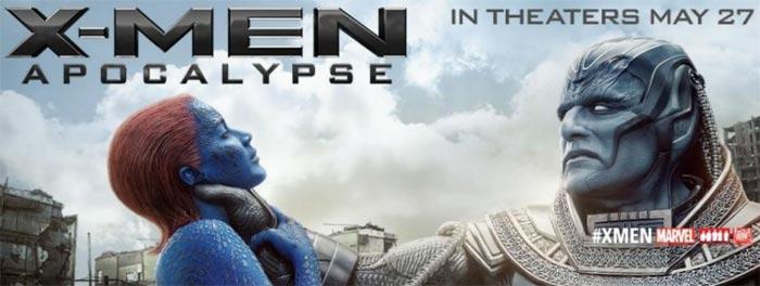 X-Men: Apocalypse Movie Recenzja Trailer