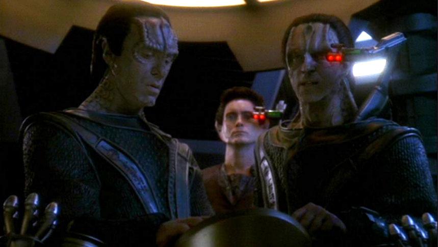 Star Trek Deep Space Nine Kardasjanie Gul Dukat