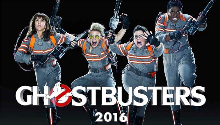 Ghostbusters 2016 Recenzja
