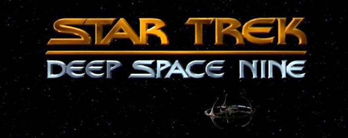 serial Deep Space 9 - logo