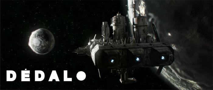 Dedalo - short Science-Fiction