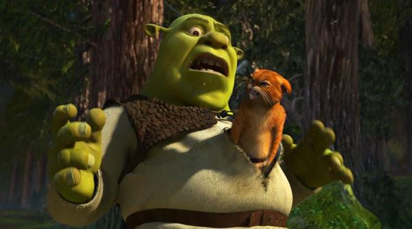 Shrek 2 (2004) chestburster