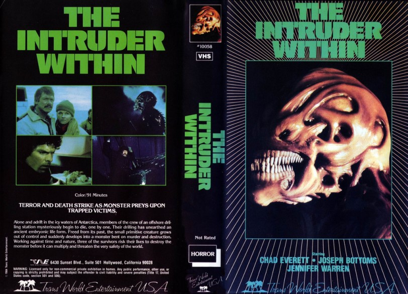 The Intruder Within 1981