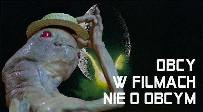 Alien / Xenomorph w filmach nie o Obcym