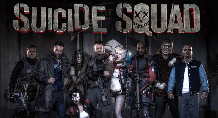 Suicide Squad 2016 opis, trailer, opinia