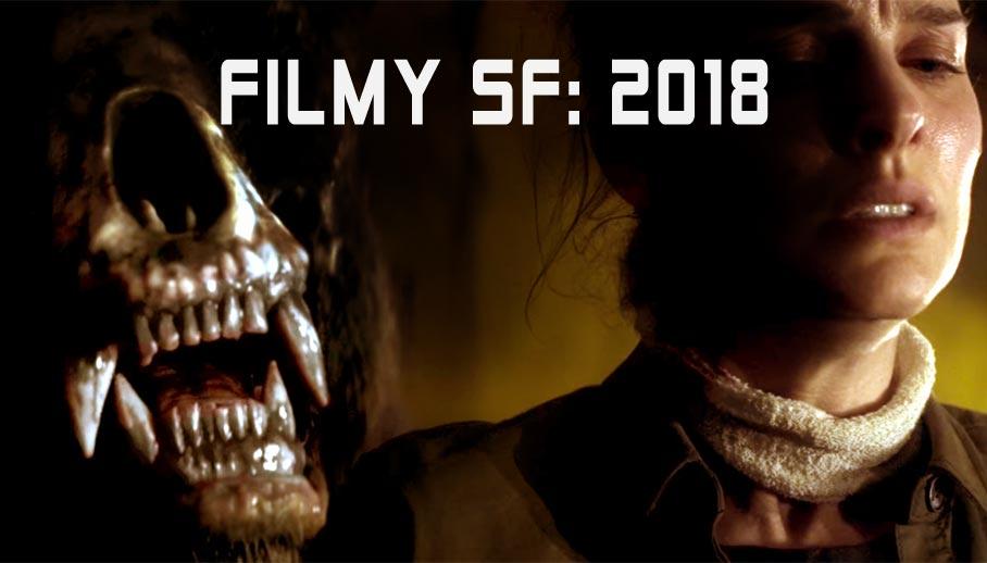Filmy Sci Fi 2021